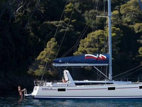 Barca a vela Beneteau Moorings 48.4 · 2017