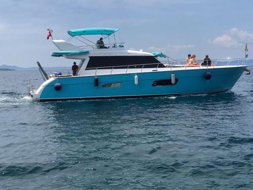 Imbarcazione a motore Custom Built (2019)