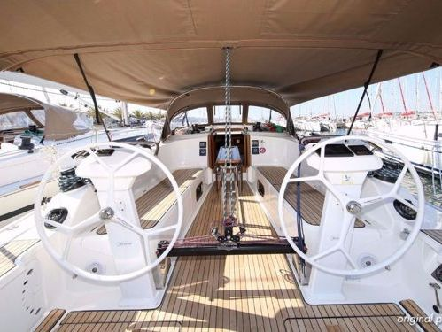 Sailboat Bavaria Cruiser 41 S · 2017