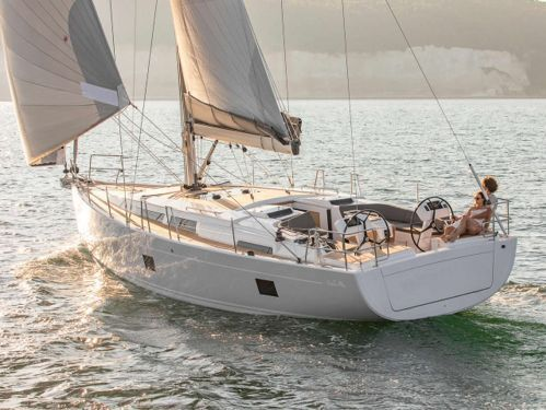 Sailboat Hanse 458 · 2021