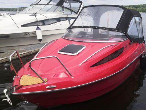Motoscafo Aqualine 535 (2020)