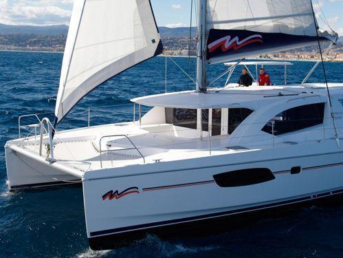 Catamaran Leopard Moorings 4400 · 2016