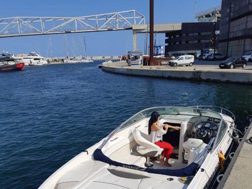 Motorboat Rinker Cruiser 260 (2010)