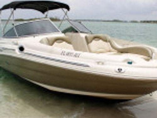 Motoscafo Sea Ray 270 Sundeck (2000)
