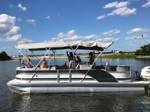 Speedboat Berkshire Pontoon 250E STS · 2019
