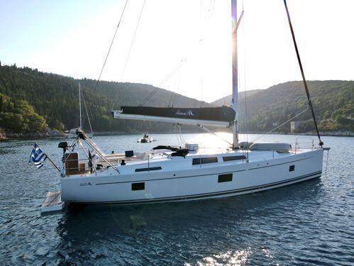 Barca a vela Hanse 508 (2020)
