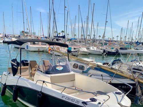 Imbarcazione a motore Quicksilver Activ 605 Open (2020)