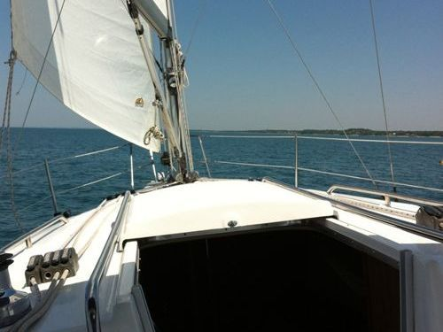 Sailboat Custom Built · 2000