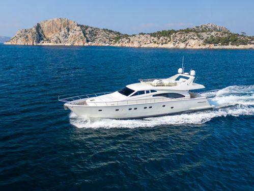 Imbarcazione a motore Ferretti 68 · 2003