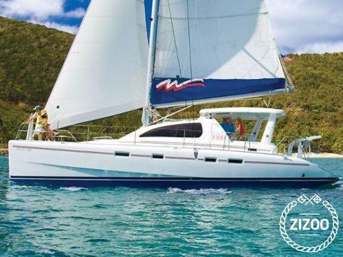 Catamaran Leopard Moorings 5000 · 2018