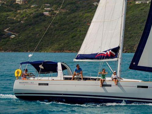 Barca a vela Beneteau Moorings 453 (2016)
