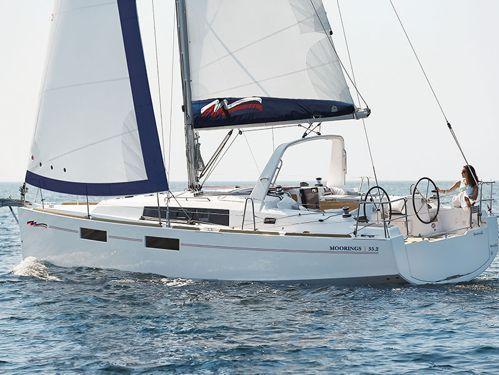 Sailboat Beneteau Moorings 35.2 · 2019