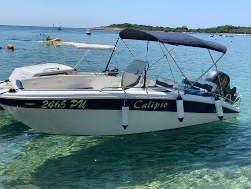Speedboat Salmer Calipso 21 (2018)