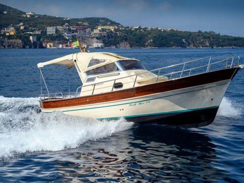 Imbarcazione a motore Fratelli Aprea Sorrento 7.50 Semi-Cabin (2011)