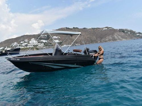 Speedboat Custom Built · 2020