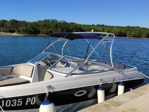 Sportboot Bayliner 249 DB (2006)