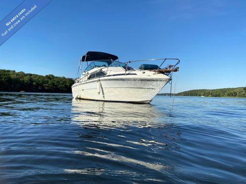 Huisboot Sea Ray 245 · 1984
