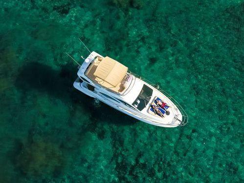 Imbarcazione a motore Azimut 43 (2006)