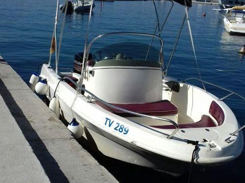 Sportboot Saver 19 Open (2003)