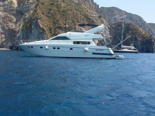 Imbarcazione a motore Alpa 52 Fly (1995)