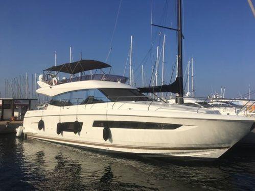 Motorboat Jeanneau Prestige 500 · 2014