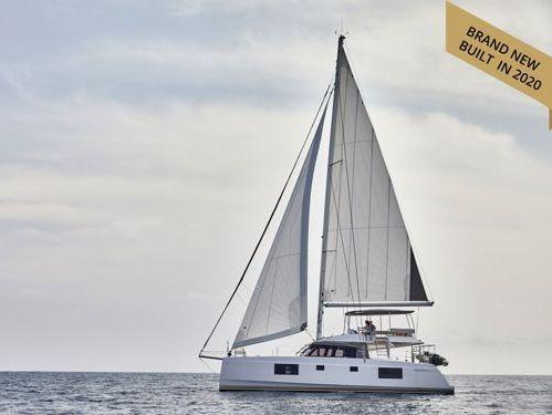 Catamarano Nautitech 46 Fly · 2020