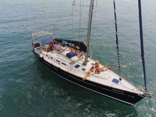 Barca a vela Beneteau Oceanis 473 (2005)