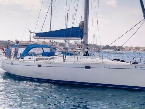 Barca a vela Beneteau Oceanis 500 (1990)