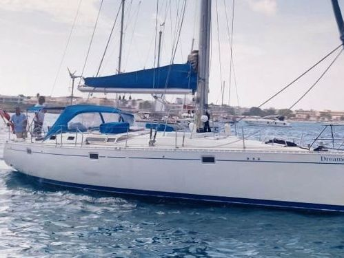 Sailboat Beneteau Oceanis 500 · 1990
