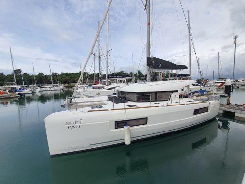 Catamarán Lagoon 400 · 2019