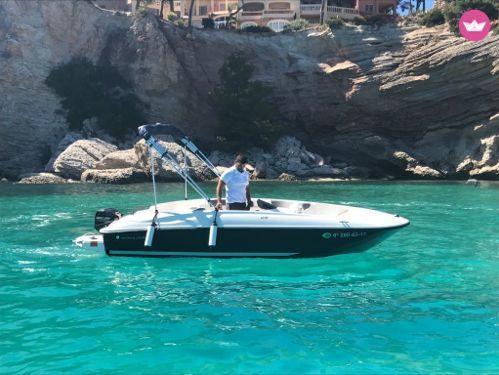 Motorboat Bayliner Element E5 · 2018