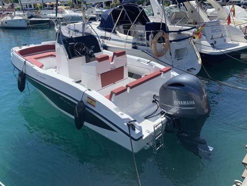 Speedboat Nireus CL 620 · 2020