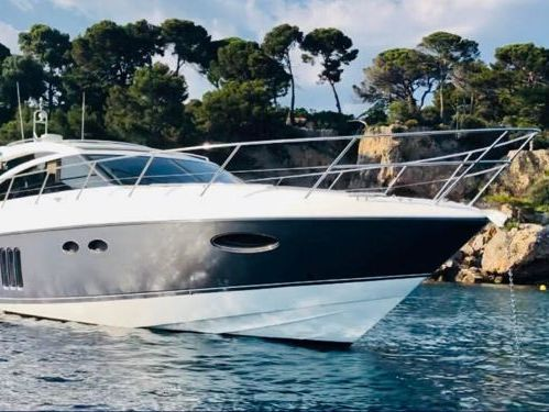 Motorboot Princess V52 · 2010