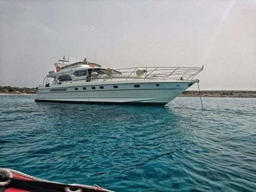 Motorboot Princess 65 Fly · 2004