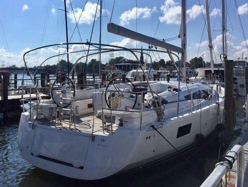 Zeilboot Jeanneau Sun Odyssey 51 (2020)