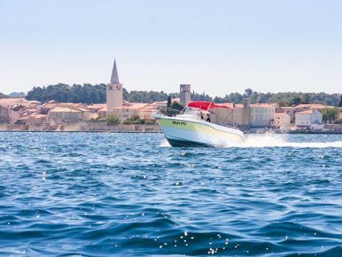 Motoscafo Orca 740 · 2012