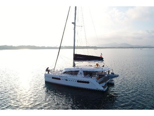 Catamaran Leopard 40 · 2016