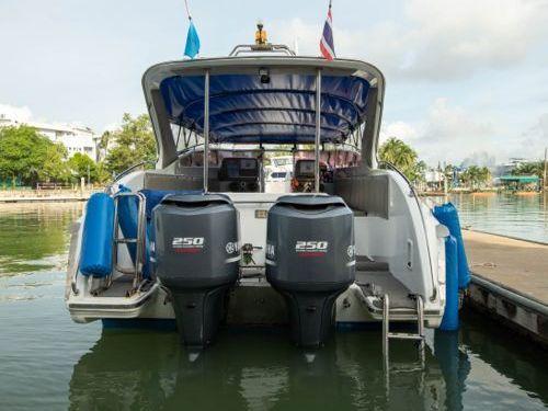 Sportboot Custom Built · 2017