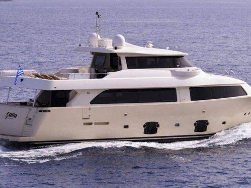 Motorboat Ferretti Navetta 26 · 2008