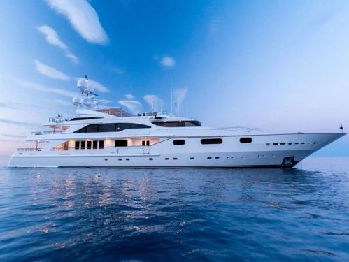 Imbarcazione a motore Golden Yachts Custom Build (1998)