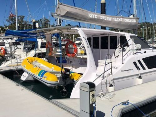 Catamarano Seawind 1160 · 2018