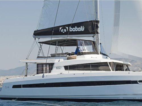 Catamaran Bali 5.4 · 2019