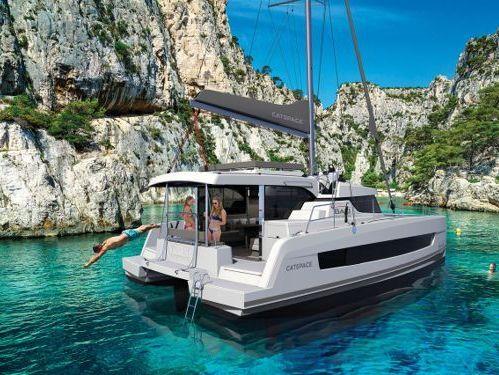 Catamaran Bali Catspace · 2020
