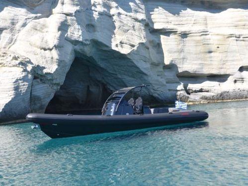 RIB Ribco Scorpion Seafarer 11 · 2016