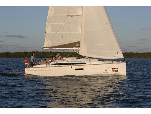 Zeilboot Jeanneau Sun Odyssey 349 · 2018