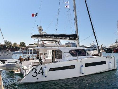 Catamaran Aventura 34 (2020)