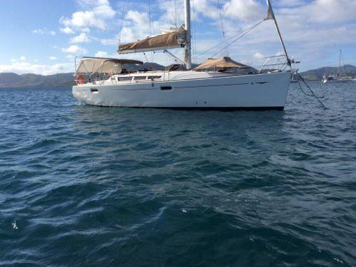 Sailboat Jeanneau Sun Odyssey 42i · 2008