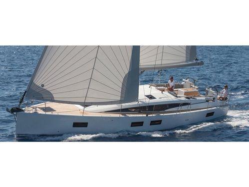 Segelboot Jeanneau 51 (2020)