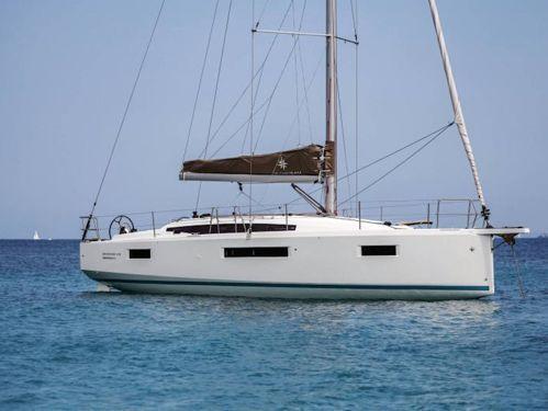 Segelboot Jeanneau Sun Odyssey 410 · 2021