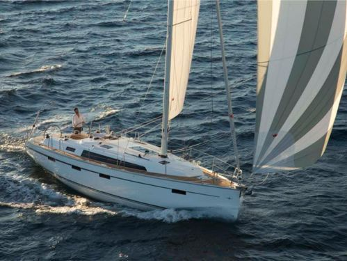 Sailboat Bavaria Cruiser 41 · 2018